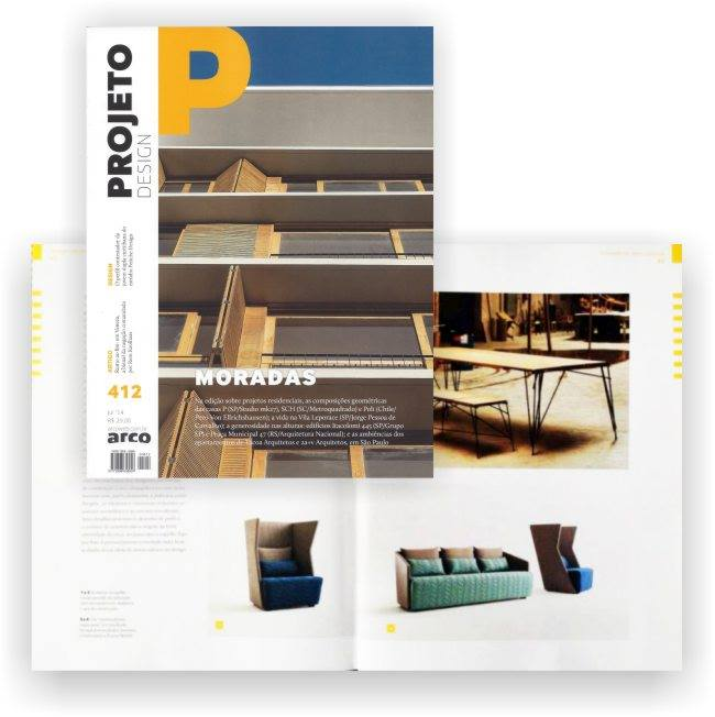 revista Pojeto Design
